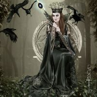 The Evil Queen by vampirekingdom