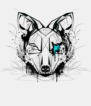 Wolf by kybel
