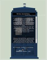 Tardis Easy Install Journal by thatfire-stock