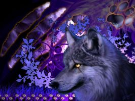 Lone Wolf by kotickyle