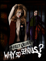 Harley and Joker by PZNS