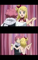 Fairy Tail 125 Cute NALU Moment by MelikeCan