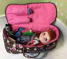 Travel Bag Littlefee by iasio