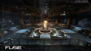 FUSE - Nucleus Interior 2 by Jacob-3D