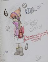 The world ends with you by animetomodachi