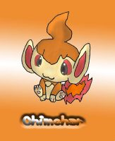 Chimchar by Chaomaster1