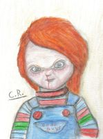 Charles in water color.2 by Laquyn