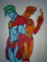 captain planet by papabear7