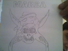 Marea logo by yaoming97
