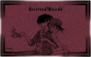 .:ReversedKevedd:. by Nosaiga