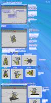 WhiteRoo's Wings3D tutorial 1 by WhiteRoo