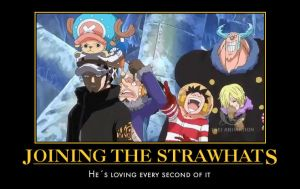 One Piece Law Motivational by rubenimus21