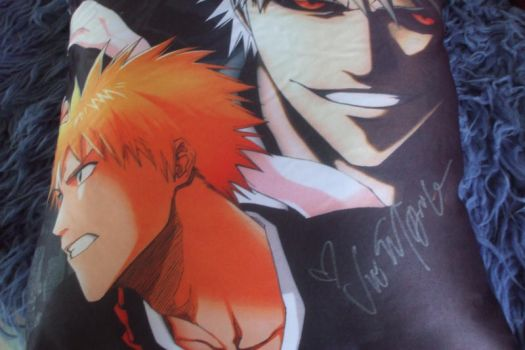 Vic Mignogna's Autograph by 4ever-artist