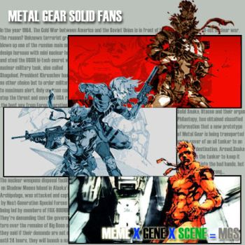 Our new Dev Di MGS by metalgearsolidfans
