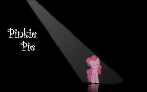 Spotlight - Pinkie Pie by Bryal