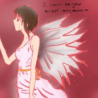 I can't be... by Arisa-desu