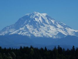 Mt Rainier by auto64