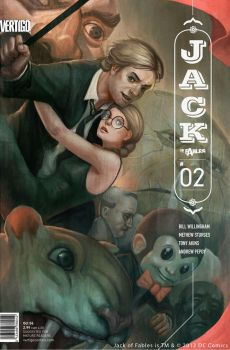 jack of fables by kepondangkuning