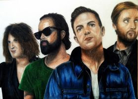 The Killers by feliciabe