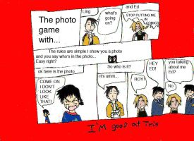fma photo game by oozsinfered