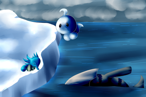 Ice Babies by CheruCheriPie