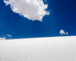 The White Desert by Kelyen