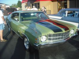 1971 Chevrolet Chevelle by Shadow55419
