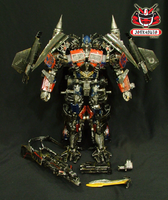 TF ROTF POWERUP PRIME CUSTOM30 by wongjoe82