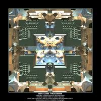 giga-core processor by fraterchaos