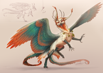 Gryphon (closed) by Sumoka