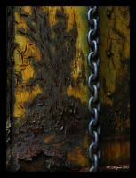 chains of decay series #4 by wroquephotography