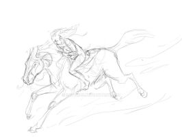 WIP Sigyn escapes on Vindr by Savu0211