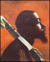 Eric Dolphy by Coen2