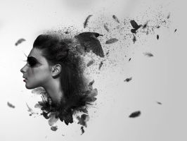 Photomanipulation: Abstract Woman by ArturoRenders
