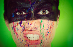 Painted Face by GabrielaP93