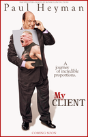 Paul Heyman stars in 'My Client' by TheIronSkull