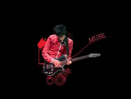 Muse Wallpaper by Pedrio