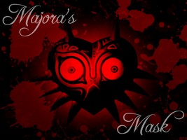 Majora's Mask Wallpaper by Aerostella