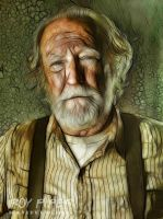 The Walking Dead: Hershel: Fractalius Re-Edit by nerdboy69