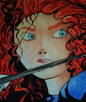 Merida by BecciES