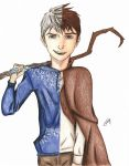 Jack Frost Before - After by Tolina