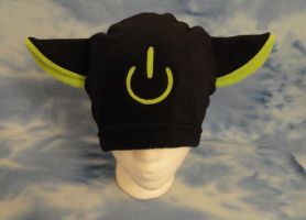 Green Power Symbol Kitty Hat Xbox by HatcoreHats