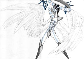 Elastrazel last of the Angels by TheNightmare-Child