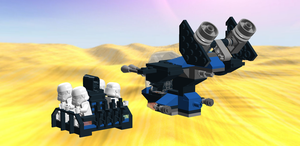 Ultimate drop ship 4 by SWAT-Strachan