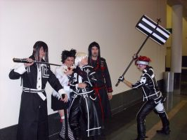 Another D.Gray-Man Group by caged-birds