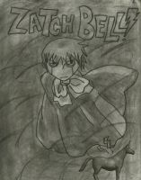 Zatch Bell by inuyashafreak0135