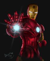 IronMan again by holyghost13th