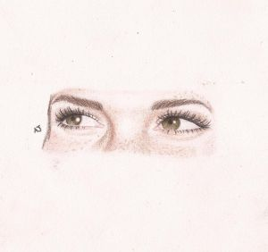 Eyes 1 by ClarisseTaylor
