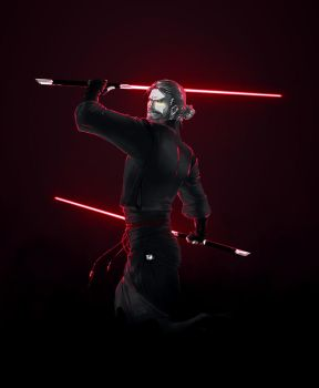 Jar'Kai Sith Assassin Ben by croaky