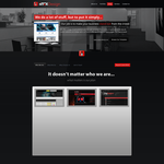 Intox Design Homepage Preview by esr360
